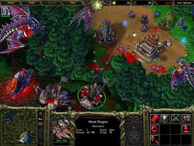 MAC-Warcraft3 Reign Of Chaos+Exp The Frozen Throne-English+Crack. html bbco