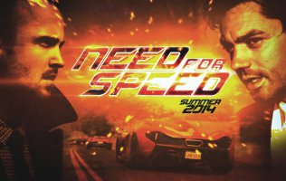 Need for Speed на кино ленте