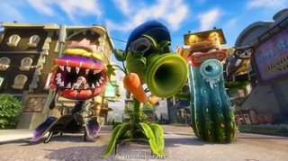 Бета Plants vs. Zombies: Garden Warfare 2 через неделю.